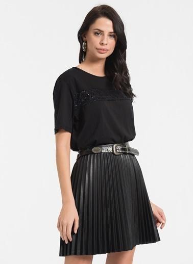 Styletag Tişört Siyah